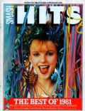 Clare Grogan on the cover of Smash Hits (United Kingdom) - December 1981