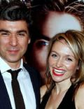 Kate Quilton and James Lance