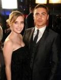Zac Efron and Emma Roberts
