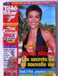 Télé Star Magazine [France] (16 August 2004)