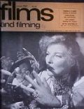 on the cover of Films and Filming (United Kingdom) - January 1969
