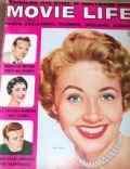 Jane Powell on the cover of Movie Life (United States) - November 1955