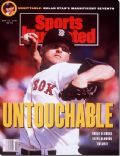 Roger Clemens on the cover of Sports Illustrated (United States) - May 1991