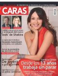 Caras Magazine [Colombia] (17 December 2011)
