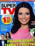 Katarzyna Glinka on the cover of Super TV (Poland) - June 2012