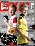 Jakub Blaszczykowski on the cover of Pi Ka No Na Plus (Poland) - October 2010