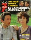 Télé 7 Jours Magazine [France] (28 September 1991)