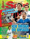 Frank Lampard, Kaká, Robert Kubica on the cover of Bravo Sport (Poland) - February 2009