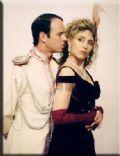 Christopher Goodman and Sabra Malkinson