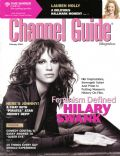 Hilary Swank on the cover of Channels (United States) - February 2004