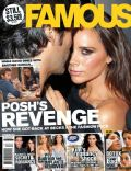 Victoria Beckham on the cover of Famous (Australia) - September 2010