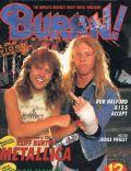 Burrn! Magazine [Japan] (December 1986)