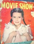 Margaret O'Brien on the cover of Movie Show (United States) - April 1945