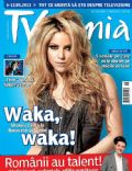 TV Mania Magazine [Romania] (2 May 2011)