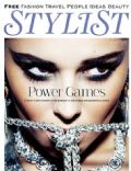 Cheryl Cole on the cover of Stylist Magazine (United Kingdom) - March 2012