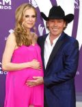 Clay Walker and Jessica Craig Walker