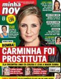 Minha Novela Magazine [Brazil] (15 May 2012)