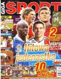 Cristiano Ronaldo, Fernando Torres, Lukas Podolski, Mario Balotelli on the cover of Giga Sport (Poland) - July 2012