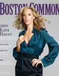 Kim Raver on the cover of Boston Common (United States) - October 2008
