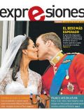 Expresiones Magazine [Ecuador] (30 April 2011)