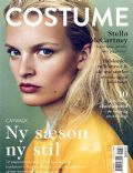 Juliane Grüner on the cover of Costume (Norway) - August 2013