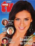 Natasza Urbanska on the cover of Program TV (United States) - September 2009