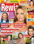 Malgorzata Rozenek on the cover of Rewia (Poland) - July 2014