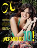 Marisol González on the cover of Mujeres Publimetro (Mexico) - June 2013