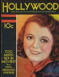 Janet Gaynor on the cover of Hollywood (United States) - August 1932