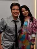 Miranda Cosgrove and Nathan Kress