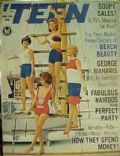 on the cover of Teen (United States) - June 1962
