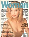 Heather Locklear on the cover of American Woman (United States) - May 1995