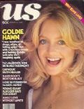 Goldie Hawn on the cover of Us Magazine (United States) - August 1978