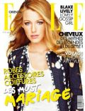 Blake Lively on the cover of Elle (Lebanon) - April 2011