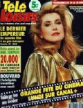 Catherine Deneuve on the cover of Tele Loisirs (France) - November 1990