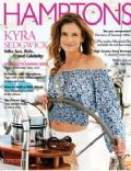Kyra Sedgwick on the cover of Hamptons (United States) - March 2005
