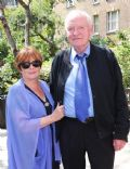 Julian Glover and Isla Blair