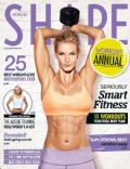 on the cover of Shape (Australia) - September 2013