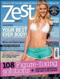 Zest Magazine [United Kingdom] (March 2010)