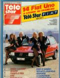 Télé Star Magazine [France] (29 September 1986)