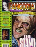 Brandon Lee on the cover of Fangoria (United States) - June 1994