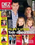 Diez Minutos Magazine [Spain] (25 May 2012)