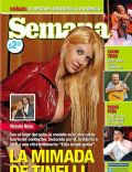 Wanda Nara on the cover of Semana (Argentina) - June 2007