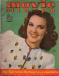 Linda Darnell on the cover of Movie Mirror (United States) - December 1940
