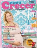 Nicole Neumann on the cover of Nacer Y Crecer (Argentina) - April 2014