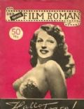 Rita Hayworth on the cover of Der Neue Filmroman (Germany) - October 1948