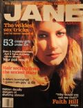 Faith Hill on the cover of Jane (United States) - December 2002