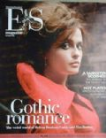 Helena Bonham Carter on the cover of Es Magazine (United Kingdom) - January 2008