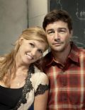 Kyle Chandler and Connie Britton