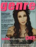 Cher on the cover of Genre (United States) - March 1999